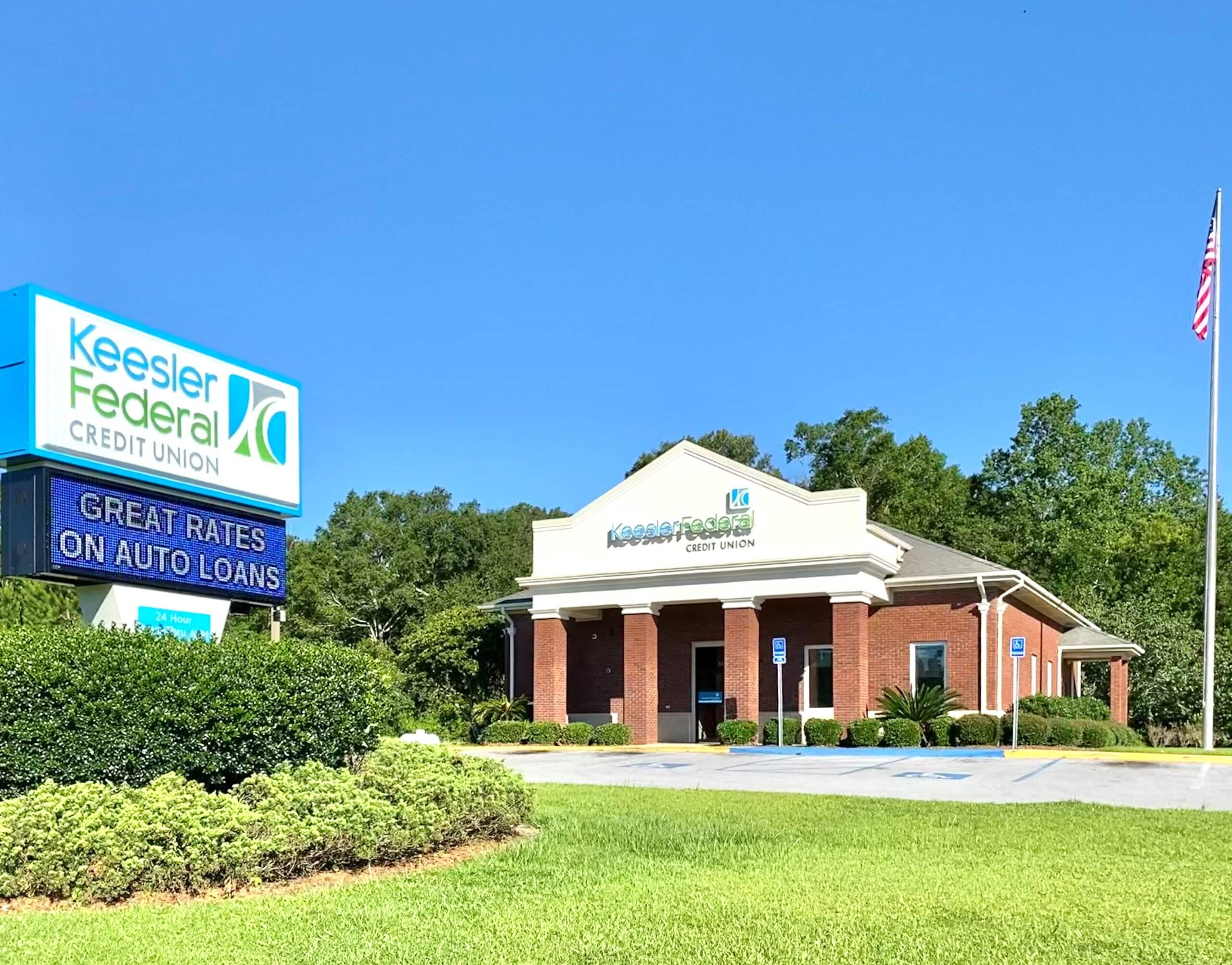 Vancleave branch
