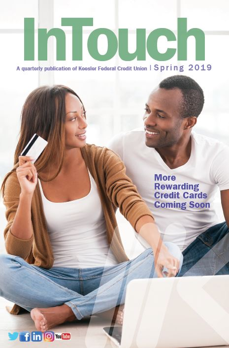 Cover of In Touch Spring 2019
