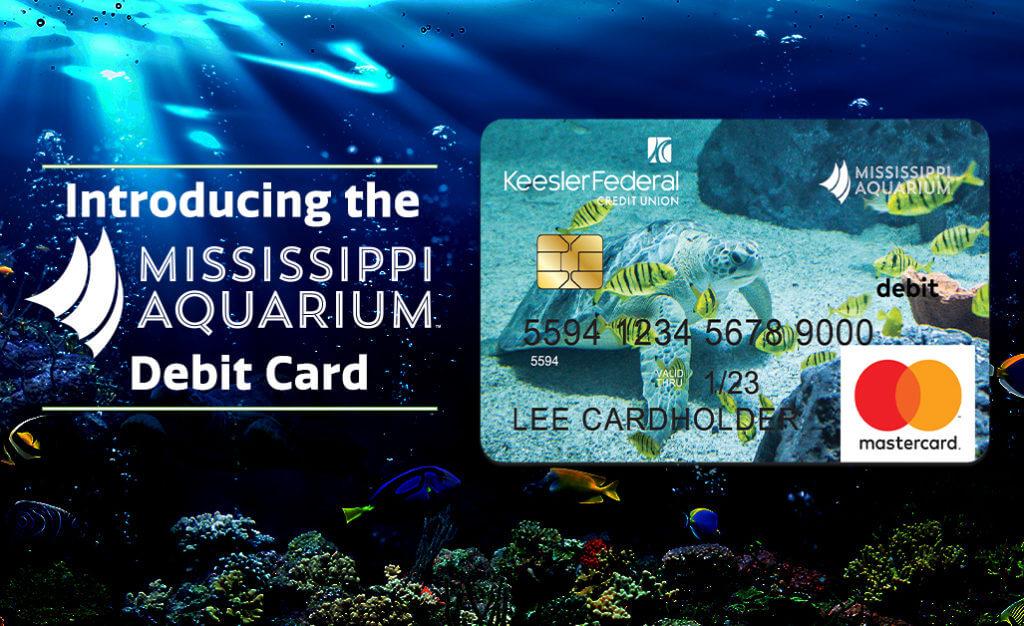 MS Aquarium Debit Card