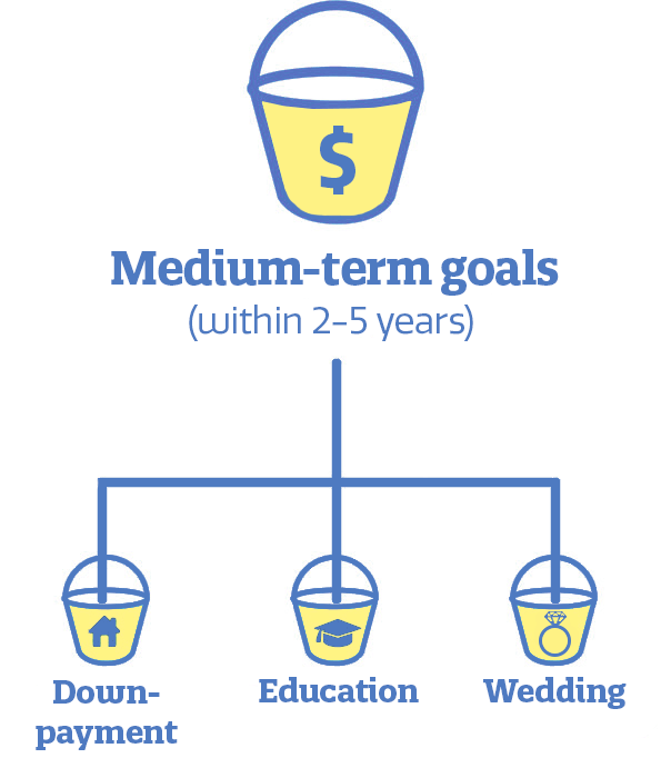 Medium-term goals