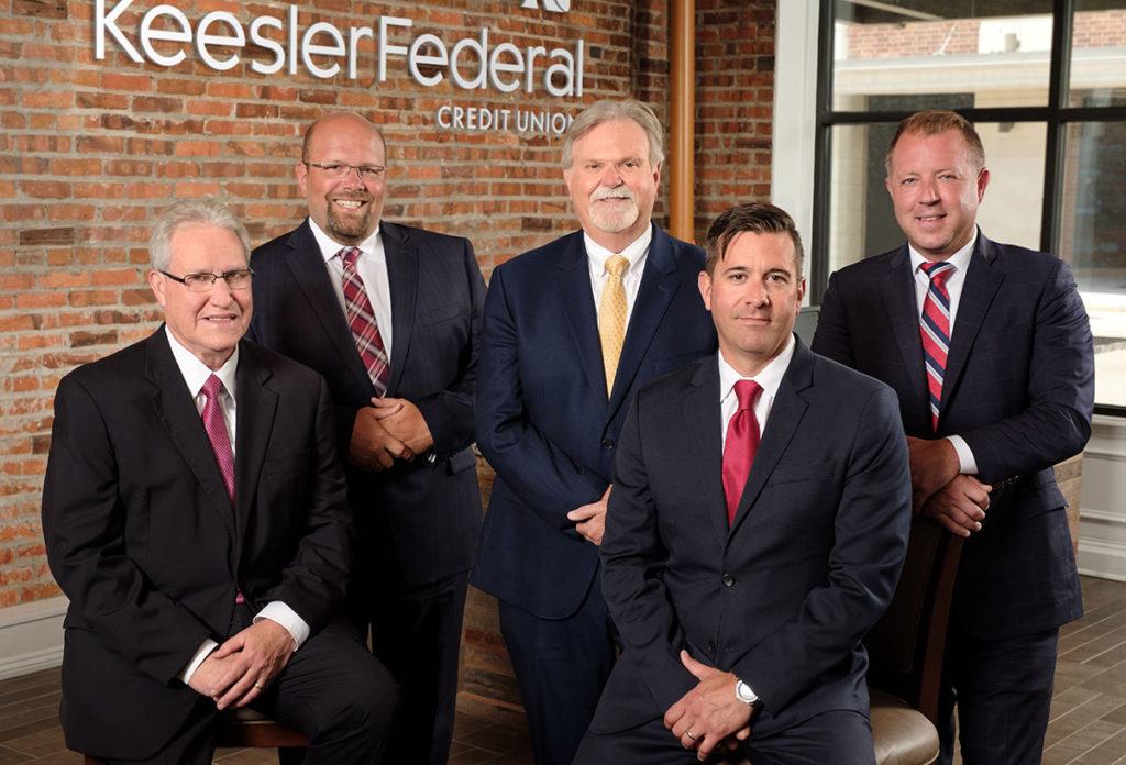 Keesler Federal Executive Team