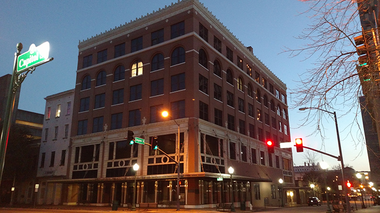 commercial real estate funded by Keesler Federal