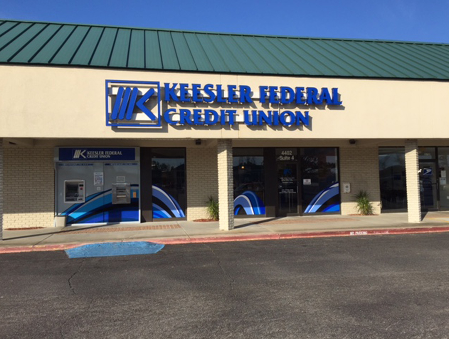 Mississippi, Louisiana & Alabama Branches & ATMs - Keesler
