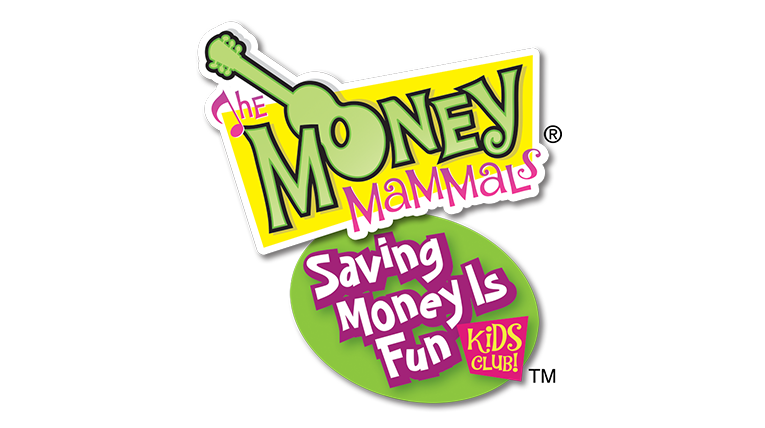 Money Mammals Logo - saving money is fun