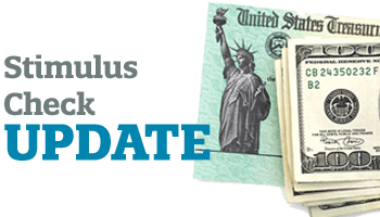 Stimulus Check Update