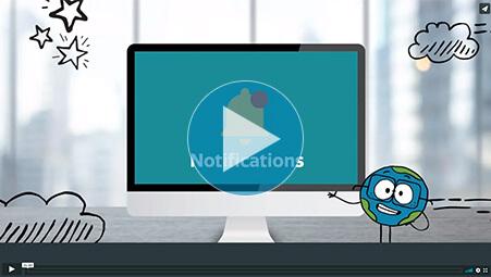 notifications video screen shot